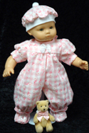 Bitty Baby Doll Clothes at AdorableDollClothes.com.