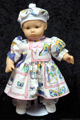 "Bitty Baby Girl Clothes to fit 14"" to 16"" girl dolls such as the Bitty Baby® doll."