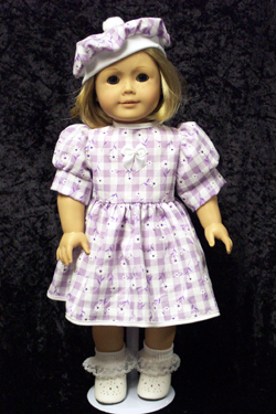 Sweet Doll Dresses for 18 inch dolls