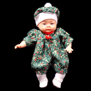 """Doll clothes for 9"""" - 10"""" dolls - cover"""
