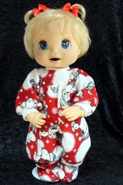 Doll Clothes for Baby Alive Dolls - cover
