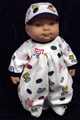 "Berenguer Doll Clothes to fit 15"" Lots To Cuddle Babies® By Berenguer®."