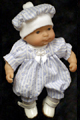 "Berenguer Doll Clothes for 7 1/2"" Lots To Cuddle Baby Dolls."