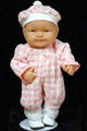 "Berenguer Doll Clothes fit 14"" Lots To Love Babies® By Berenguer®."