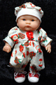 "Berenguer Doll Clothing for 8"" Lots To Love baby dolls."