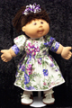 "Cabbage Patch Doll Clothes to fit the 18"" Cabbage Patch® doll."