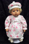 Lee Middleton Doll Clothes For 12 Inch Baby Dolls