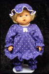 Lee Middleton doll nightgown