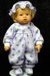 Lee Middleton doll pajamas
