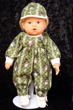 Lee Middleton Doll Clothes - cover