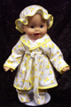 "Little Mommy Doll Clothes for 12"" Little Mommy� Newborn baby dolls."