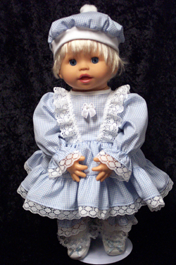 Little Mommy Doll Clothes - cover