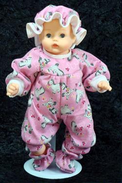 Madame Alexander Doll Clothes - cover