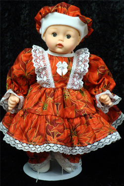 Madame Alexander Doll Dresses