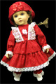My Twinn Cuddly Sister Clothes. Doll outfits for My Twinn Cuddly Sister® doll.