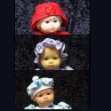 Lee Middleton doll hats