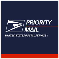 Additional shipping chargesUSPS Priority Mail